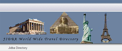 Jidba Travel World Wide Directory - World Travel